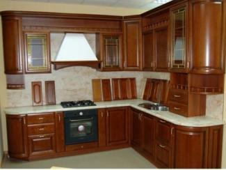 Кухня угловая Луизиана - Мебельная фабрика «НиксМебель»