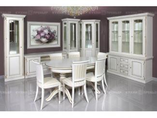 Гостиная Сандра - Мебельная фабрика «Кухни Премьер»