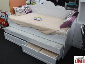 Мебельная выставка Краснодар: Кровать детская - Мебельная фабрика «Гамма-мебель»