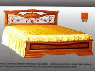 Кровать Елена 6 - Мебельная фабрика «Мебельная Сказка»