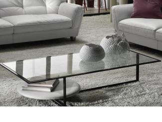 Стол журнальный max - Импортёр мебели «Riboni Group (Италия)»