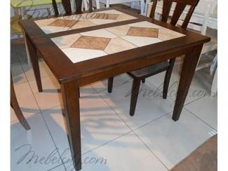 Стол LT T13285 BUTTERFLY HONEY OAK  - Импортёр мебели «М-Сити (Малайзия)»