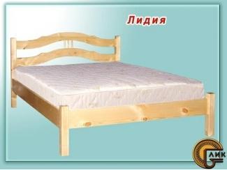 Кровать Лидия - Мебельная фабрика «Лик»
