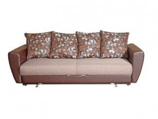 Диван прямой Конкорд 4 - Мебельная фабрика «СибМебель»