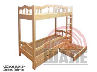 Детская двухъярусная кровать Джерри - Мебельная фабрика «ВМК-Шале»
