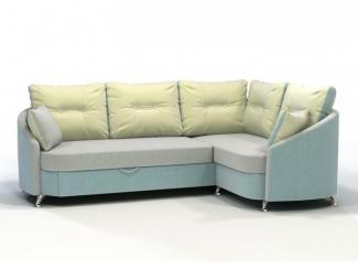 Угловой диван Соло - Изготовление мебели на заказ «Мак-мебель», г. Санкт-Петербург