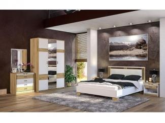Спальня Симона - Мебельная фабрика «Уфамебель»
