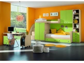 Детская 04 - Мебельная фабрика «Интерьер»