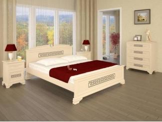Спальный гарнитур Афина - Мебельная фабрика «Diles»
