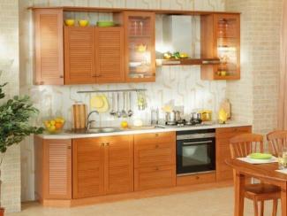Кухонный гарнитур прямой Ностальжи