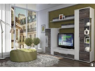 Гостиная стенка Дали 2 - Мебельная фабрика «Сильва»
