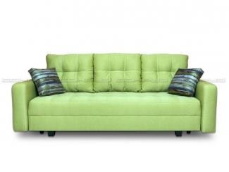 Зеленый диван Риона-Б - Мебельная фабрика «Северная Двина»