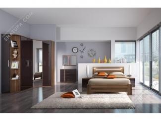 Спальня Rimini Choco  - Мебельная фабрика «Шатура»