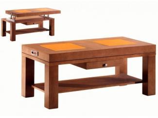 Стол журнальный Мод 289 - Импортёр мебели «Мебель Фортэ (Испания, Португалия)»