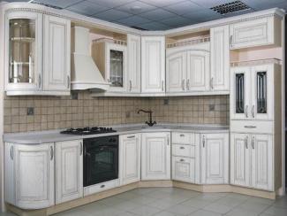 Кухня угловая «Массив 2» - Мебельная фабрика «Мебель Поволжья»