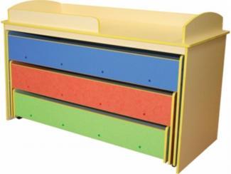 Кровать детская - Мебельная фабрика «Вилена»