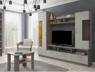 Горка в гостиную Г-4 - Мебельная фабрика «Ваша мебель»