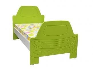 Детская кровать Машинка - Мебельная фабрика «Новодвинская мебельная фабрика»