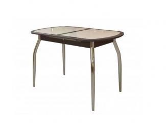 Стол  Лидер 4 с экокожей - Мебельная фабрика «Риком», г. Кузнецк