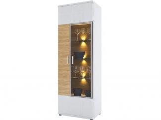 Шкаф-витрина CR01 - Мебельная фабрика «Ангстрем (Хитлайн)»