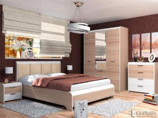 Спальня Виктория - Мебельная фабрика «Сильва»