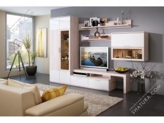 Гостиная Rimini Ice  - Мебельная фабрика «Шатура»