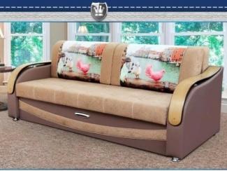 Прямой диван Лидер 5