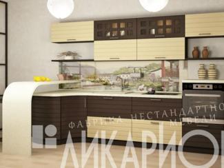 Кухня прямая «Элиза» - Мебельная фабрика «Ликарион»