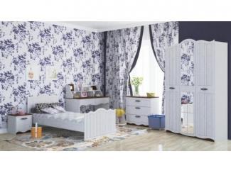 Набор мебели для детской Белла  - Мебельная фабрика «Династия»