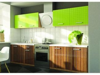 Кухонный гарнитур прямой Нео 1 - Мебельная фабрика «Альбина»