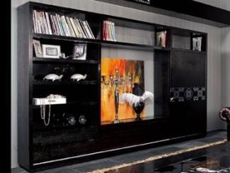 Гостиная стенка - Импортёр мебели «Стиль (Armani&Xavira, Италия)»
