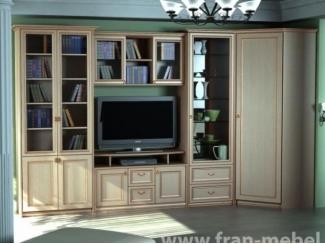 Строгая гостиная Венеция  - Мебельная фабрика «Фран»