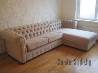 Угловой диван Chester Grand - Мебельная фабрика «ChesterStyle», г. Гродно