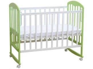 Детская кровать из массива 323 - Мебельная фабрика «Воткинская промышленная компания»