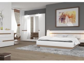 Спальня Лината - Мебельная фабрика «Анрекс»