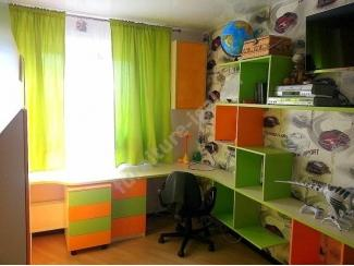 Яркая мебель для детской  - Изготовление мебели на заказ «Игал»