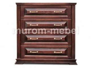 Вместительный комод Венеция - Мебельная фабрика «Муром-мебель»