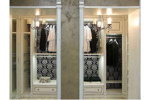 Шкаф гардеробная Глория - Мебельная фабрика «Камеа»