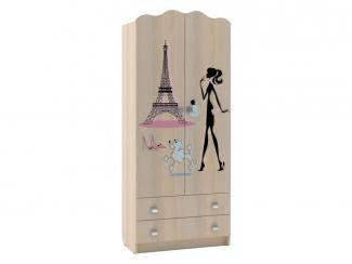 Шкаф-для детской Париж  - Мебельная фабрика «Ваша мебель»