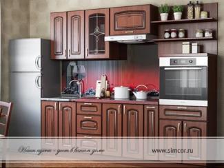 Кухня прямая Яна - Мебельная фабрика «Симкор», г. Ульяновск