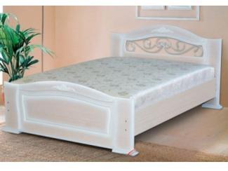 Кровать МДФ МК 19 - Мебельная фабрика «Уютный Дом»
