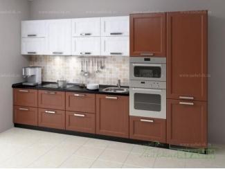 Кухня Прованс из массива береза - Мебельная фабрика «Райские Кухни»