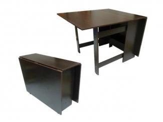 Стол обеденный книжка  - Мебельная фабрика «Мебельный Кот»
