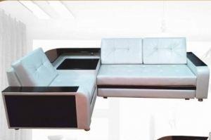 Диван Люкс ТТ угловой - Мебельная фабрика «AzurMebel»