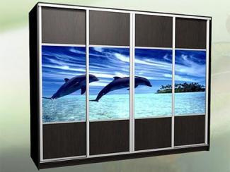 Шкаф - купе Фотопечать 22 - Мебельная фабрика «Кредо»
