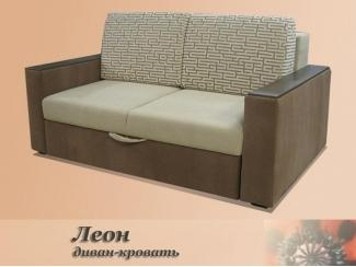 Диван кровать Леон - Изготовление мебели на заказ «Мак-мебель», г. Санкт-Петербург