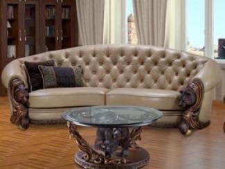 Диван прямой Бисмарк - Мебельная фабрика «ESTILO»