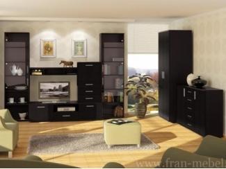 Модульная гостиная Эвита  - Мебельная фабрика «Фран»