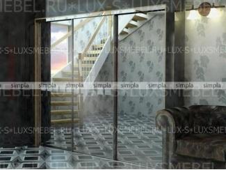 Шкаф-купе 20 - Мебельная фабрика «Люкс-С»