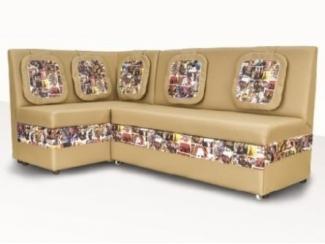 Красивый кухонный уголок со спальным местом Мэри  - Мебельная фабрика «Димир»